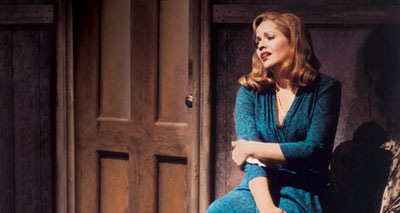 Renée Fleming originated the role of Blanche DuBois in André Previn's operatic take on  A Streetcar Named Desire  at San Francisco Opera in 1998.