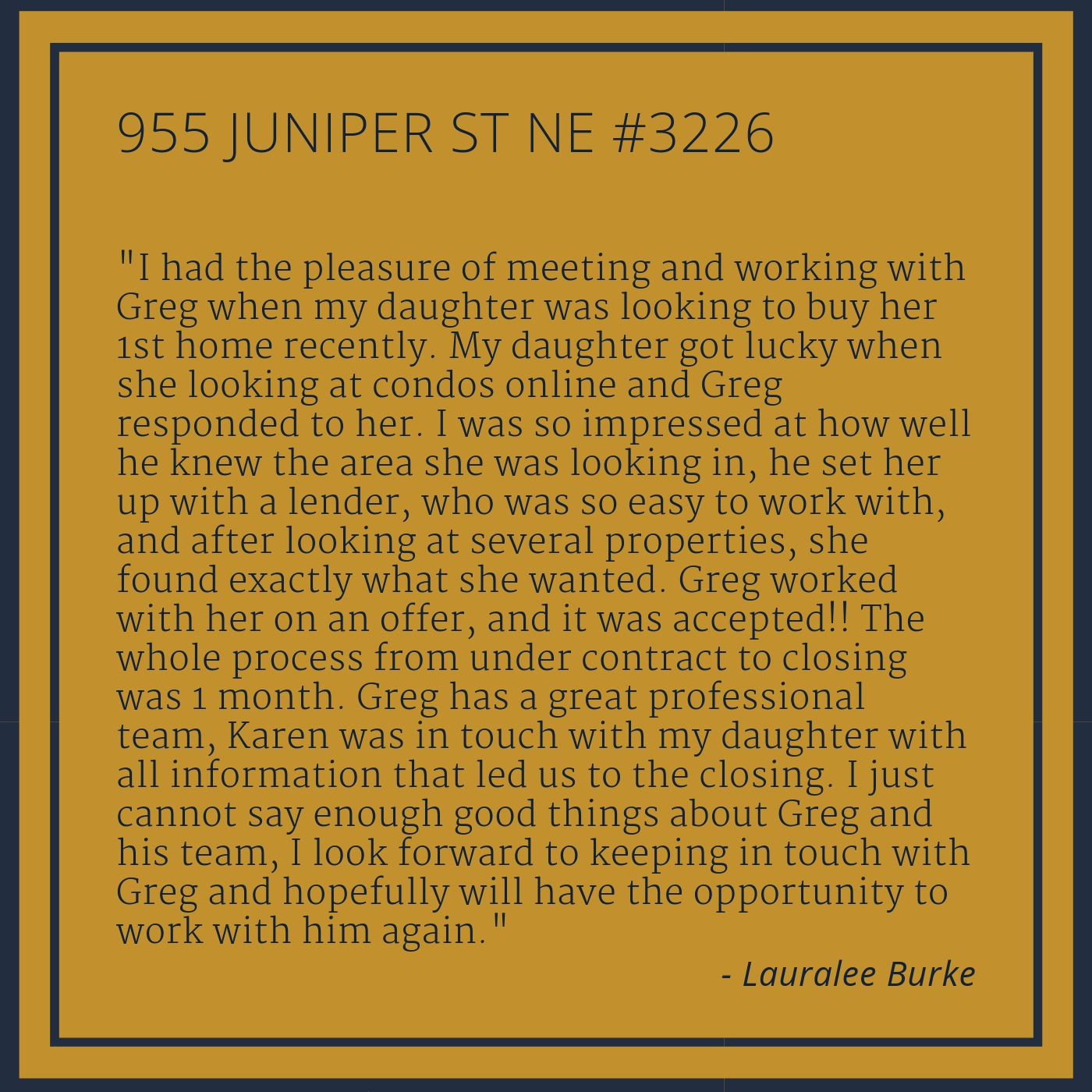 Testimonial Box - Madalyn (Lauralee-mom) Burke - 955 Juniper #3226.jpg