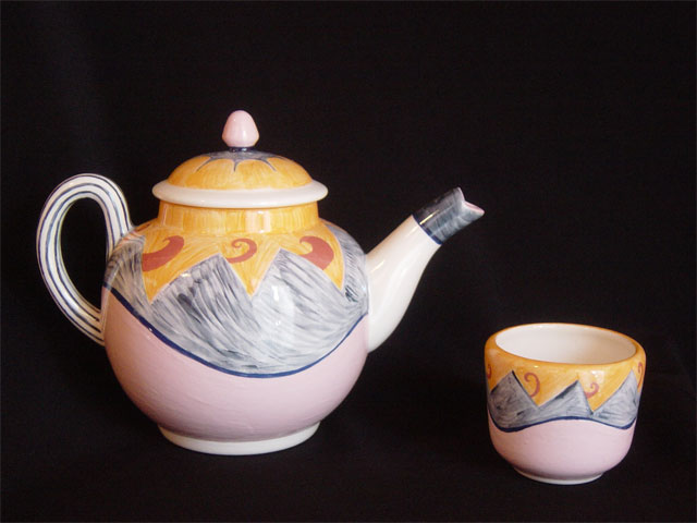 Tea Set [Sold]