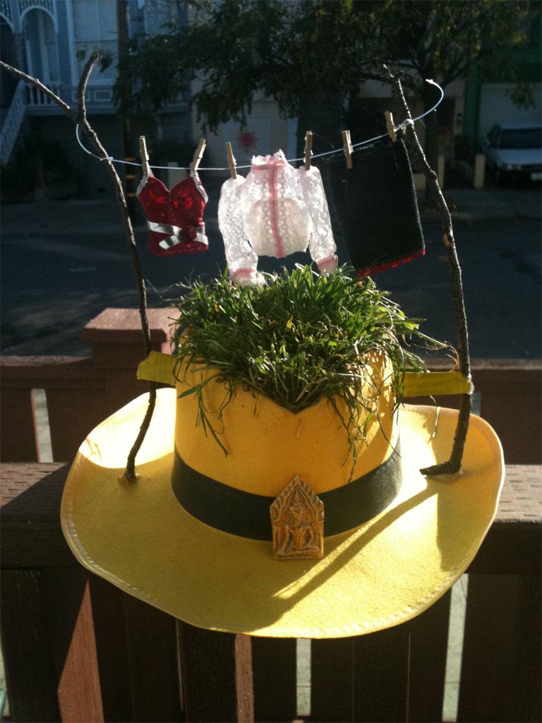 Backyard Hat