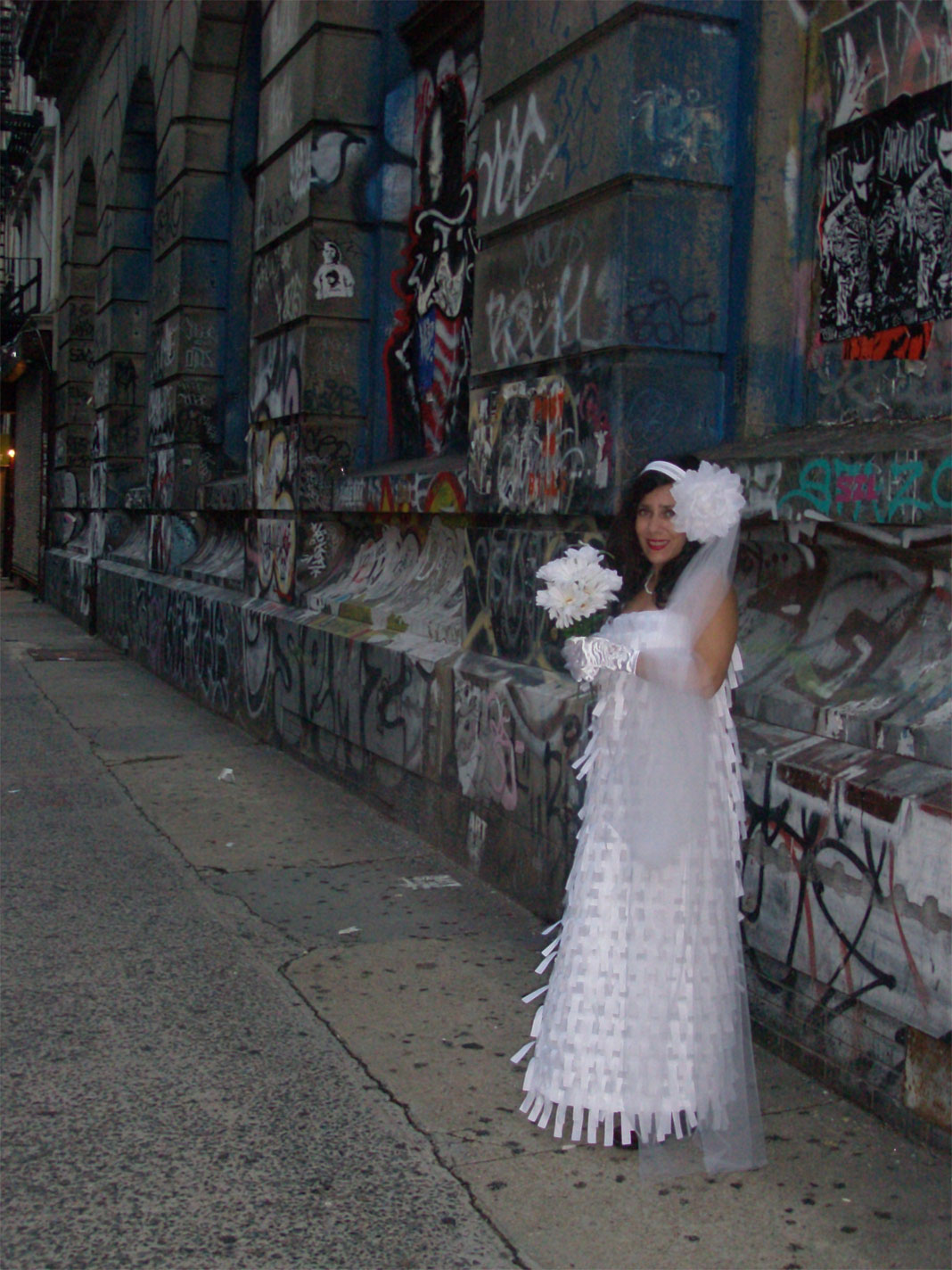 Wedding in the Bowery