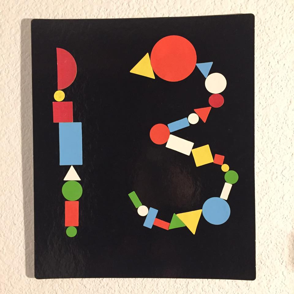 Day 7 Colorforms