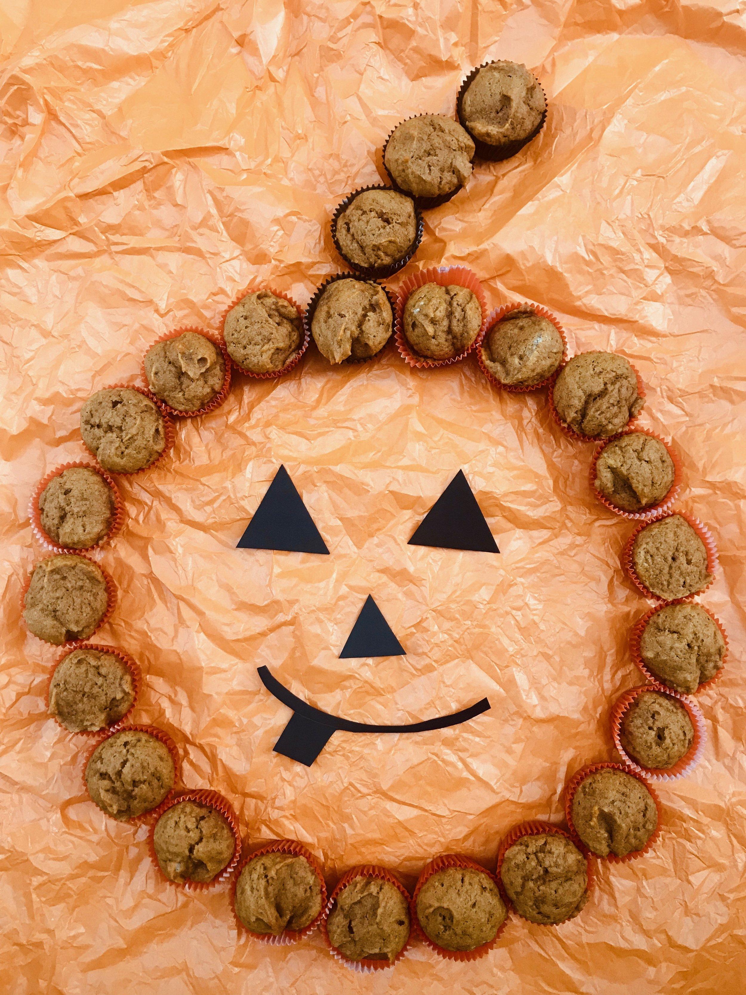 Day 293. I made Pumpkin Muffins