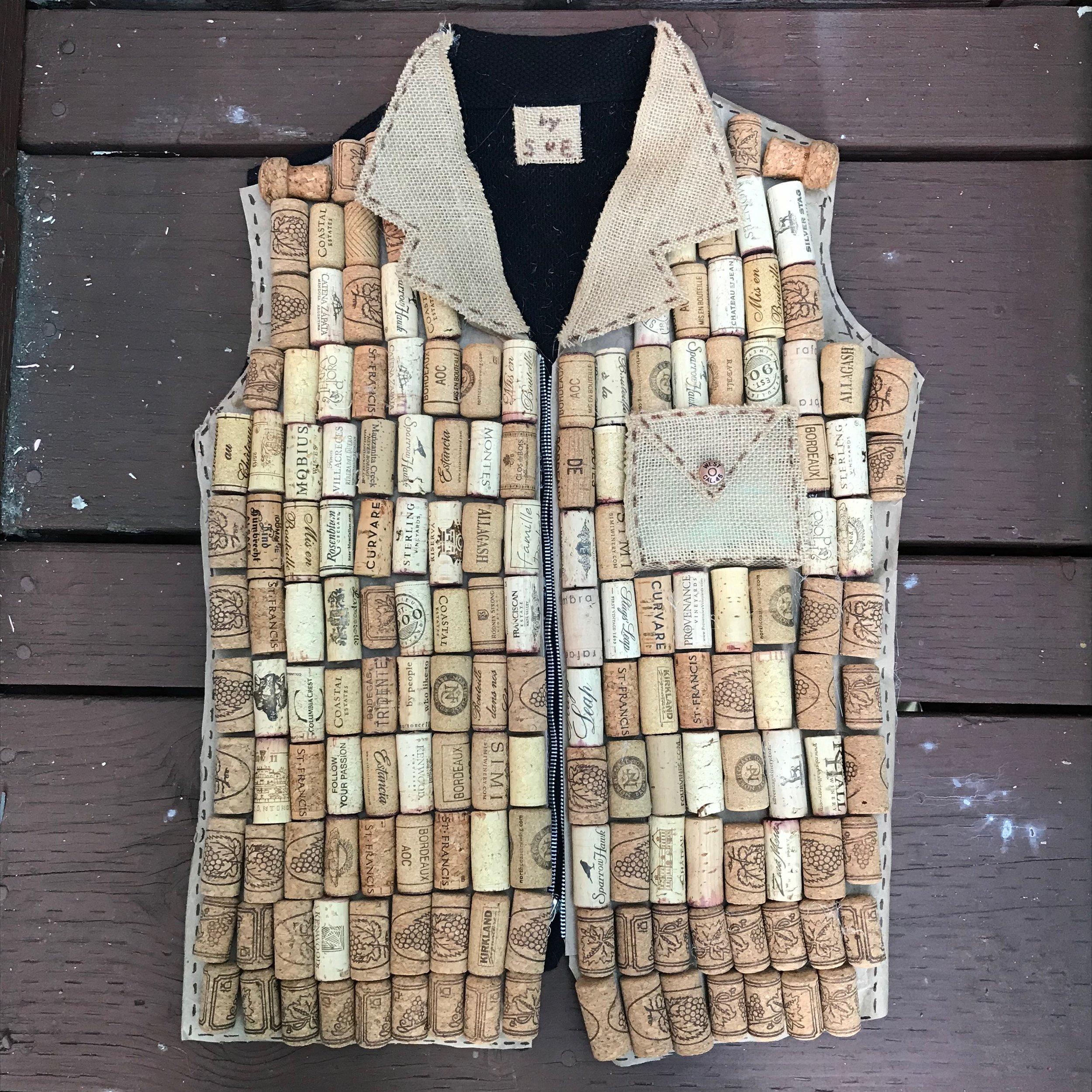 Day 364. Cork Vest