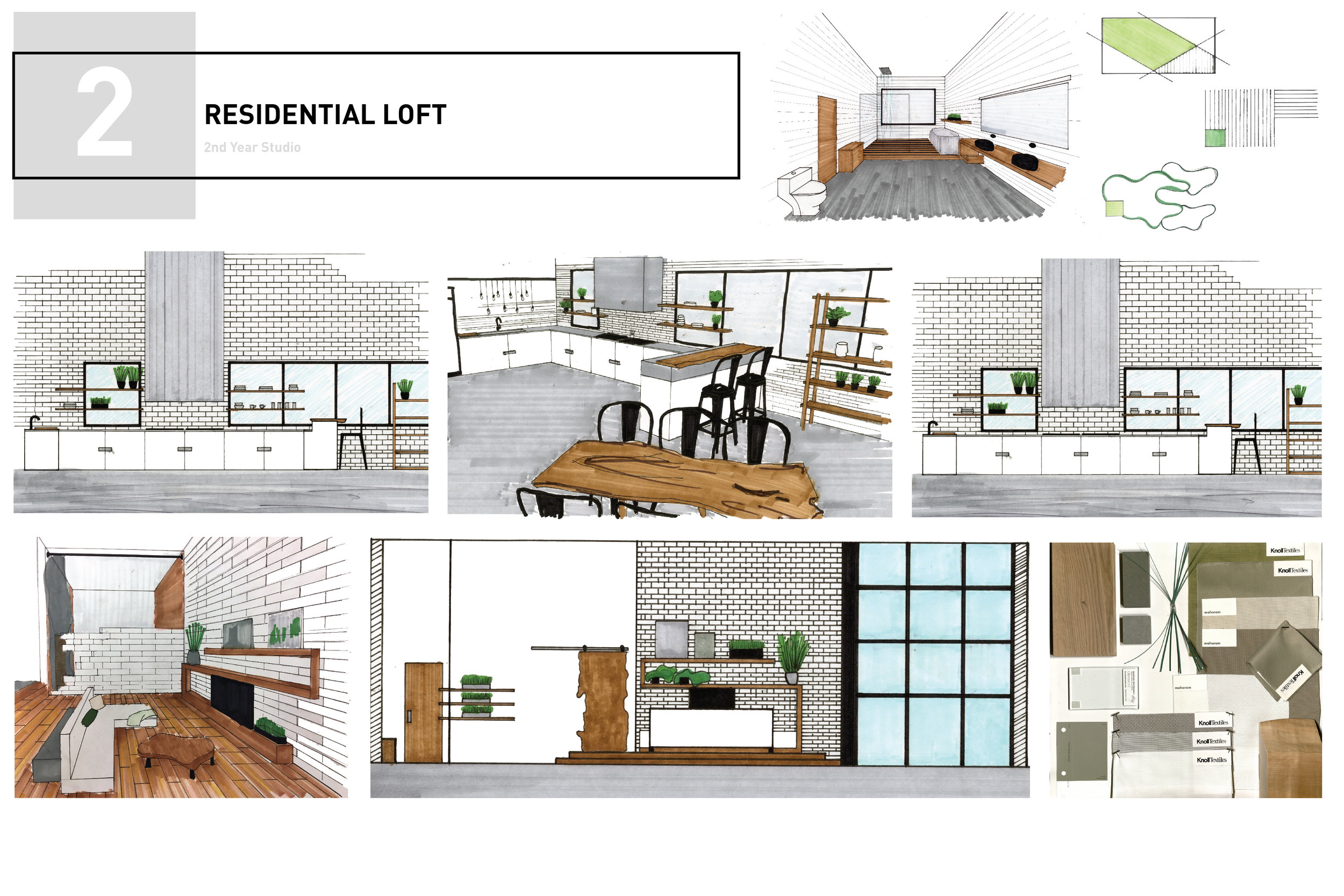 Residential Loft Project