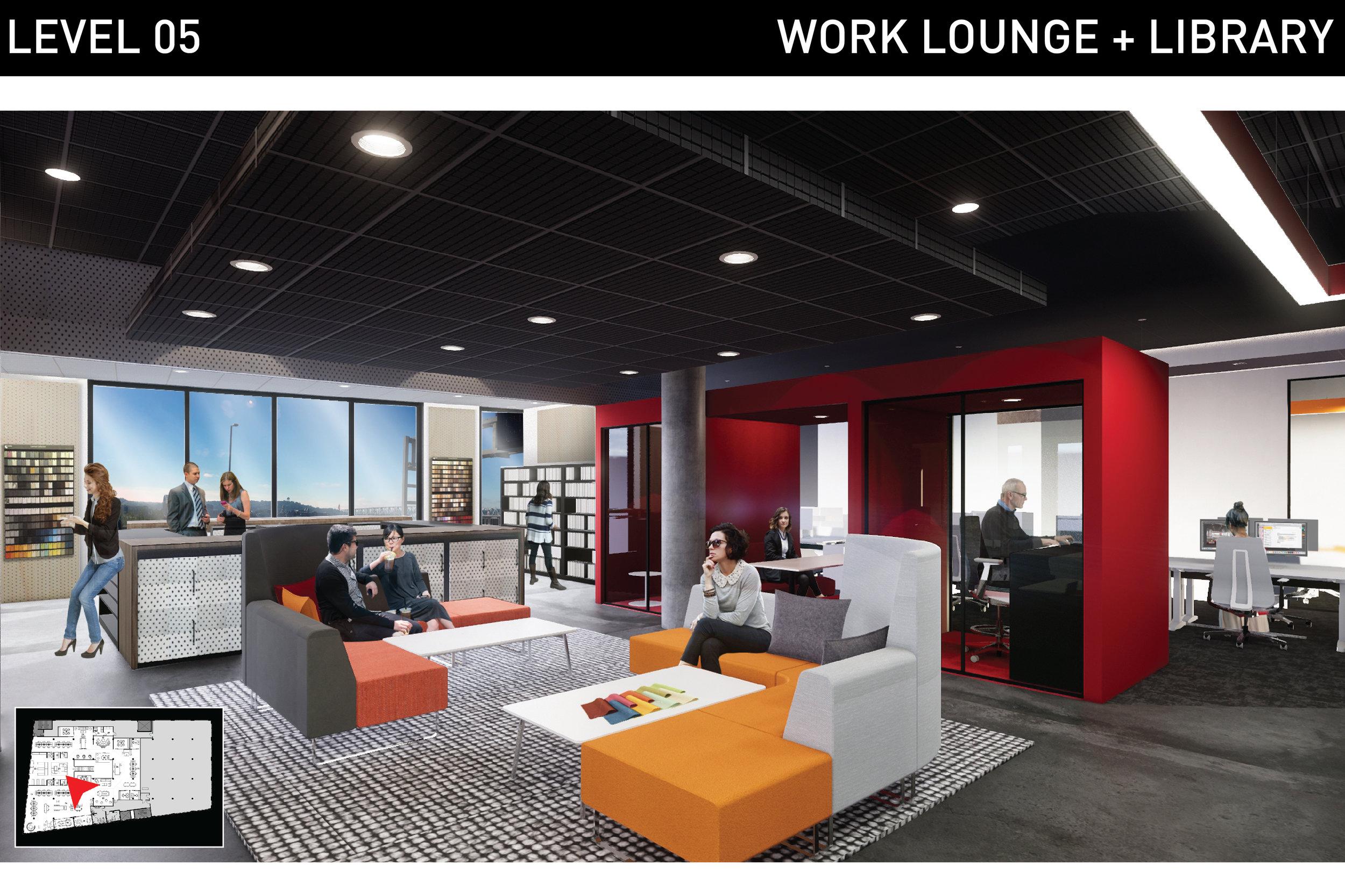 Rendering_Work Lounge