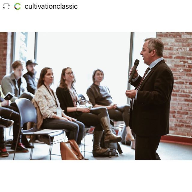 Grateful for this community, and the incredible opportunity before us to create the craft cannabis industry and culture we want to be part of. ⁣ ⁣⁣ ⁣#repost @cultivationclassic⁣ ⁣__________________⁣ ⁣⁣ ⁣Thanks to all who were able to join us for Day 1 of CC 2019! Here are a few highlights from today's VIP Tour, Citywide Partner Events, Growers' Rendezvous and Infused Dinner. We'll see you back at Rev Hall tomorrow morning for another solid day of #cultivationclassic. If you haven't already, swing by CC HQ anytime after 10:30 am to check-in and grab your event badge! Things we're excited for tomorrow: heaps of amazing speakers, vendors to mingle with, awards to be given and #cannabis info to be shared Can't wait! Last minute tickets available at the link in our bio, otherwise you can pay at the door. See you tomorrow! 😴⁣⁣ ⁣.⁣⁣ ⁣Image by @samgehrkephotography. Image Description: A highlight from today's Legal & Advocacy Clinic with @opencannabisproject and @ourcraftfuture at @ecotrust.