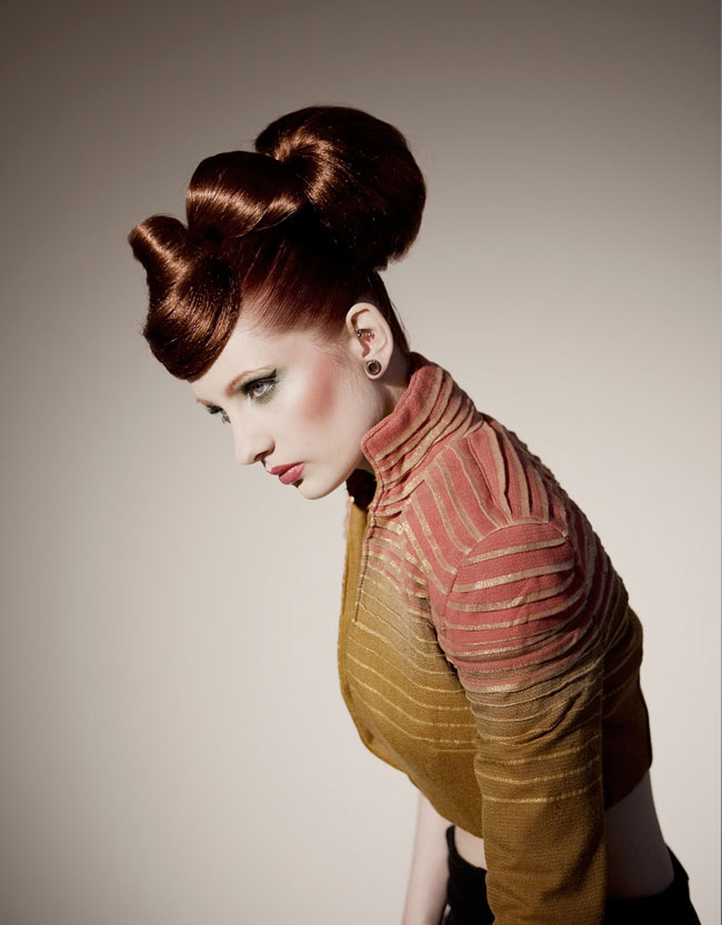 Metropolis Hairdressing. London, UK (2008)