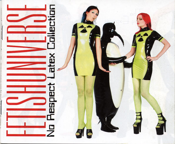 Fetish Universe No Respect Latex Collection