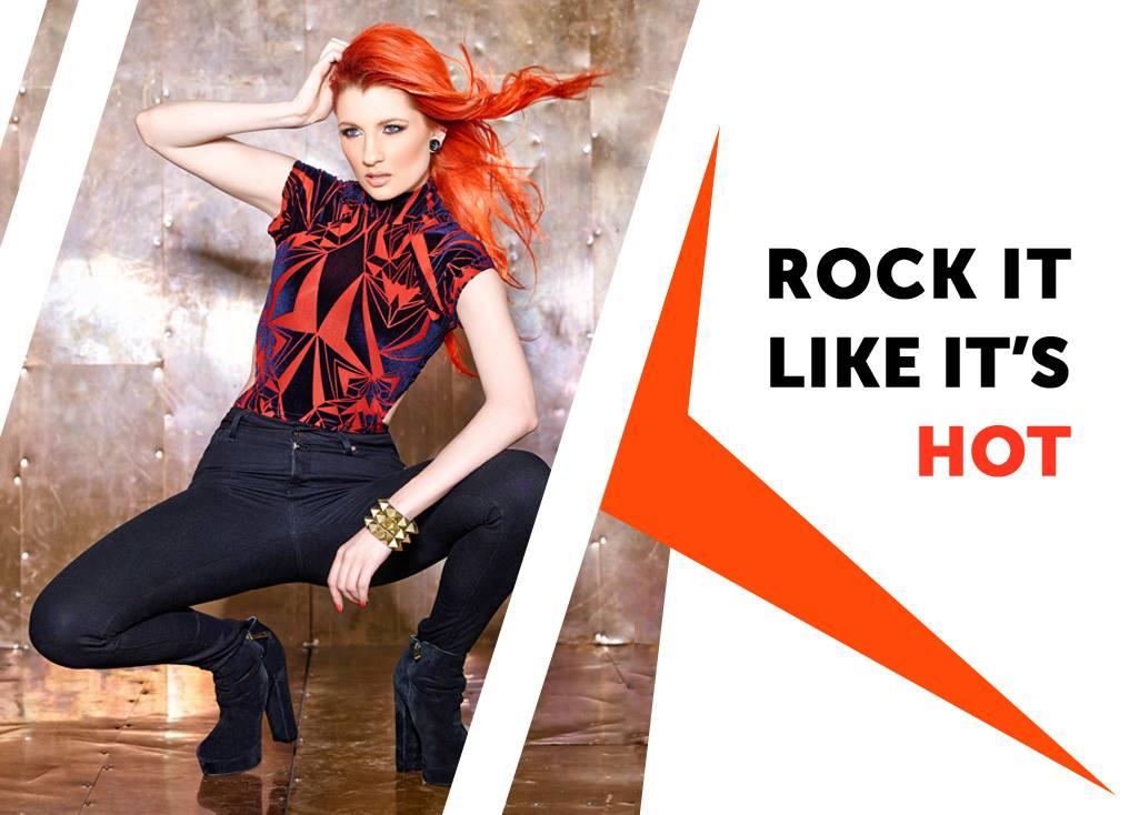 Rock it Like it's Hot