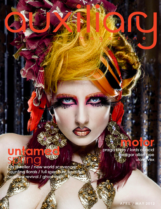 Auxiliary Magazine cover