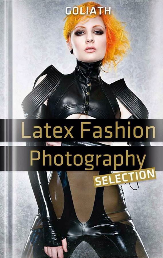 Latex Fashion photography book cover