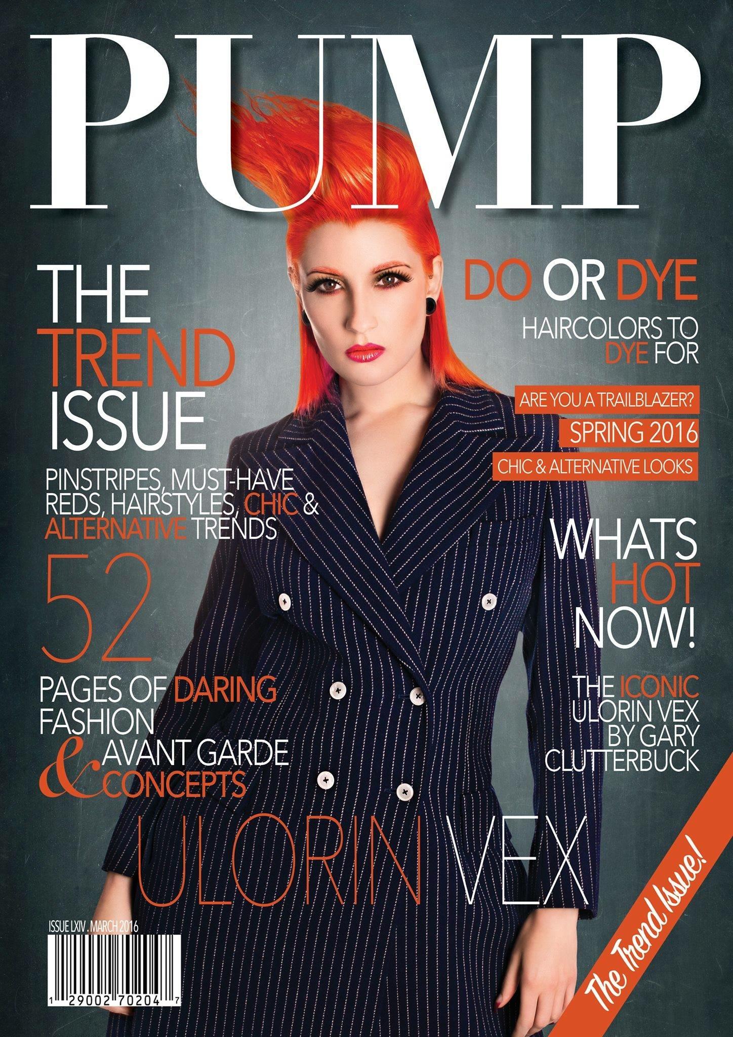 Pump Magazine the Trend Issue