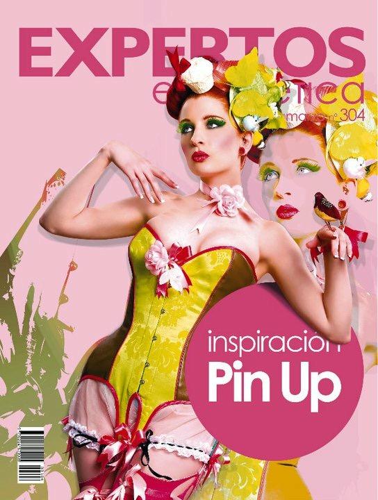 Expertos en Estetica magazine