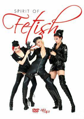Spirit of Fetish DVD cover