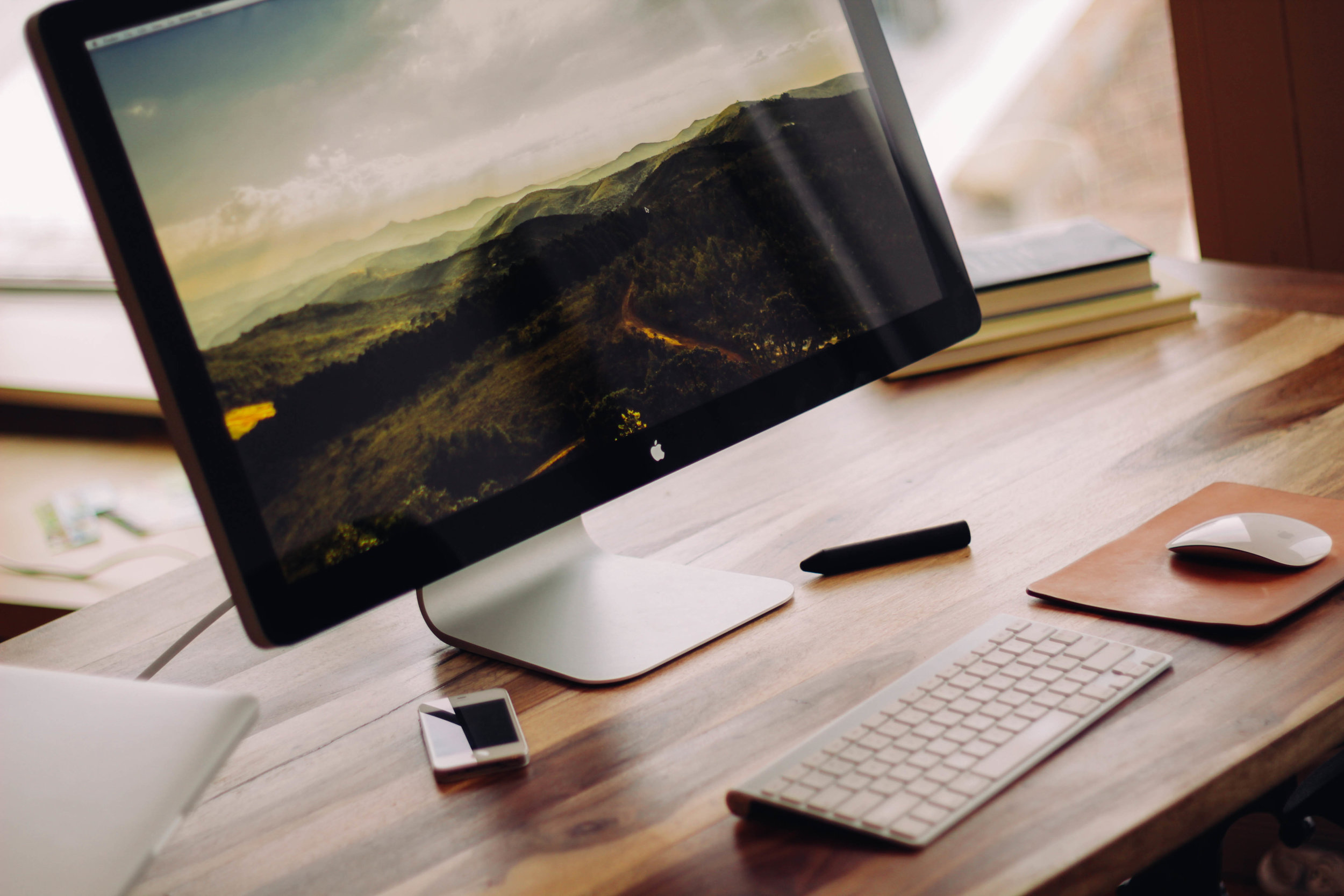 Professional Website Design - Evelyn Avenue