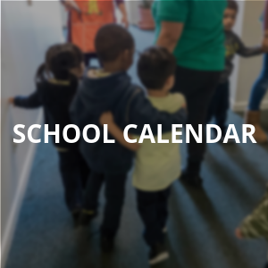 School Calendar at Children's Day Nursery and Preschool in Passaic New Jersey