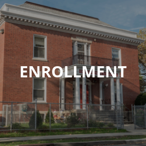 Enrollment at Children's Day Nursery and Preschool in Passaic New Jersey