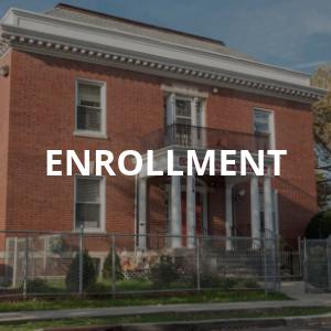 Enrollment at Children's Day Nursery and Preschool in Passaic New Jersey