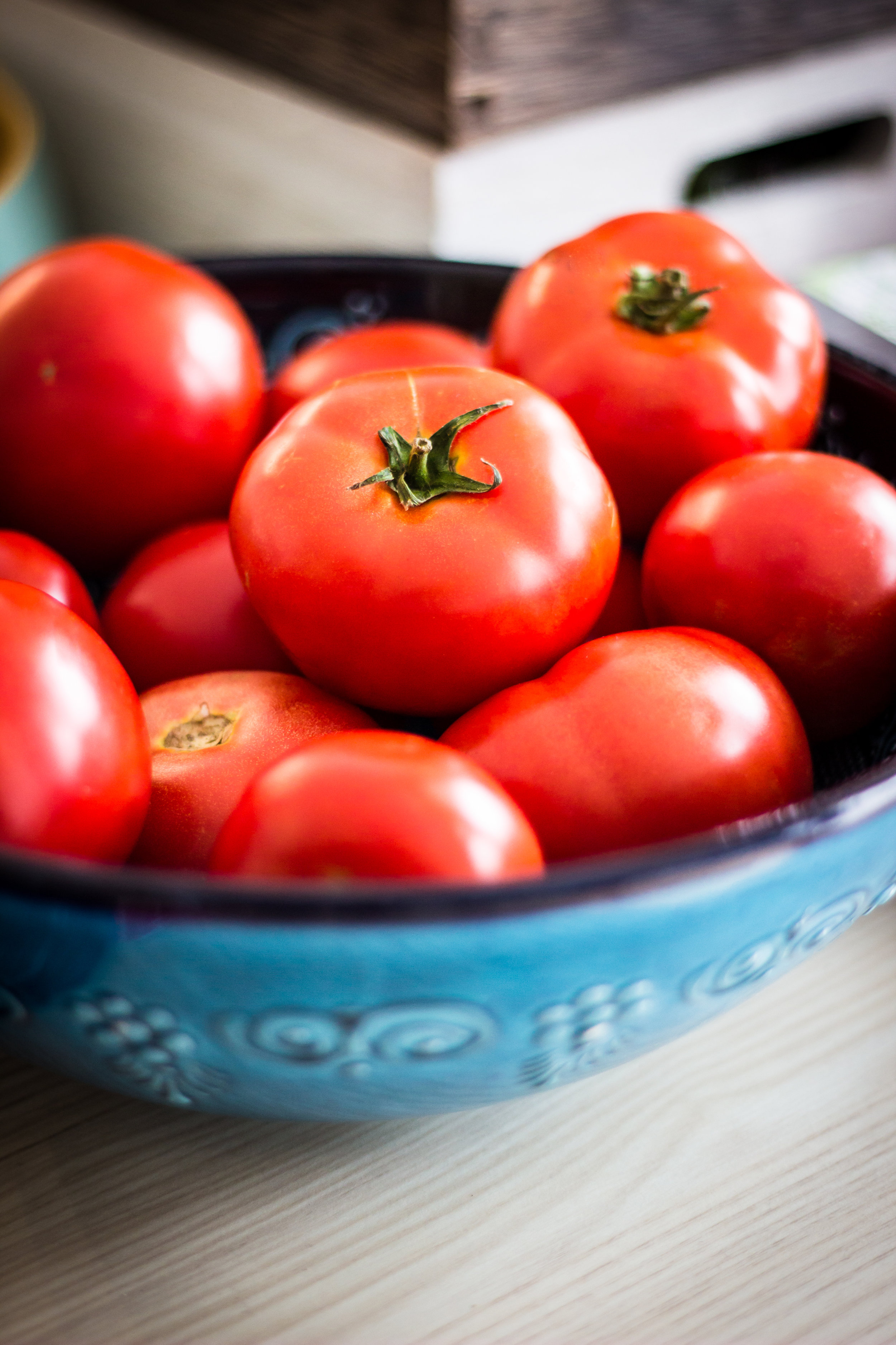 Cooking classes focused on using fresh, easy to find produce.