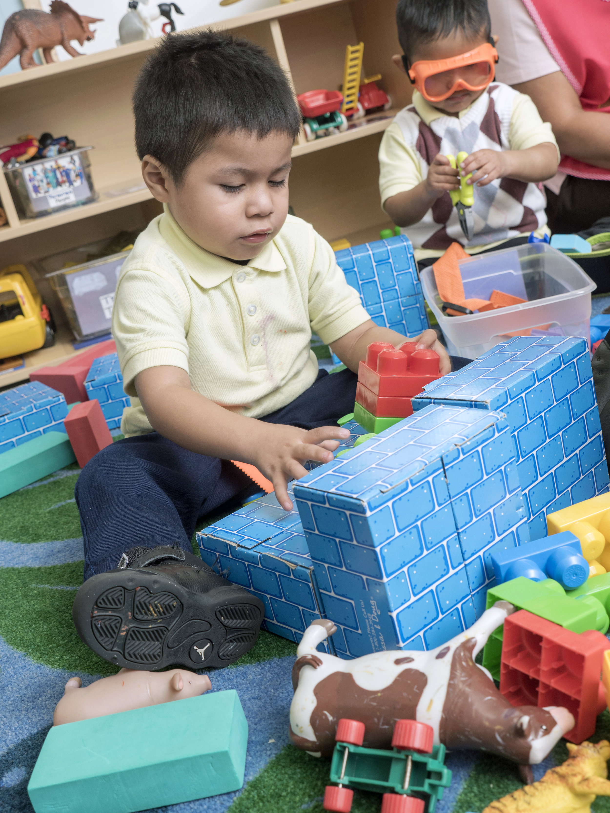 Toddler and Pre-K Classes -