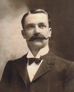 JOSEPH DEUTZ JUNIOR - HARDWARE and PLUMBING DEALER    GREAT GRANDFATHER OF LELAND STONE