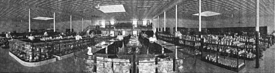 A. Deutz & Brother Hardware and Plumbing Showroom - Laredo, Texas 1911