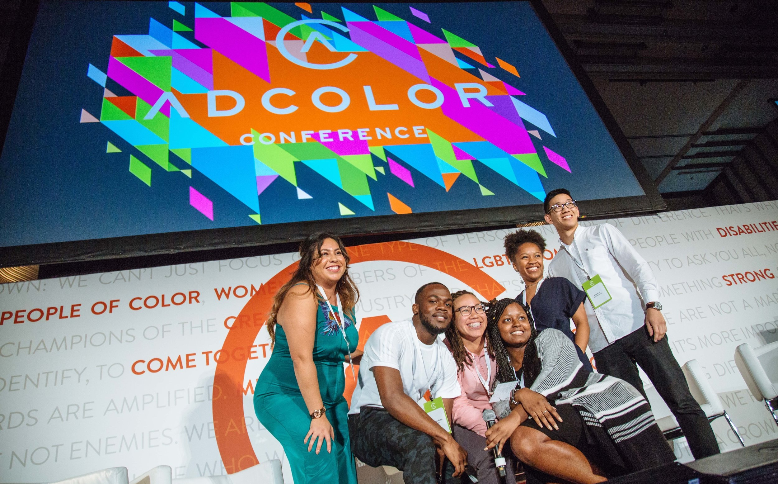 ADCOLOR 2017 Future + Hackathon Winner - Learn more about ADCOLOR here.ADCOLOR 2017 Conference + Awards recap here.