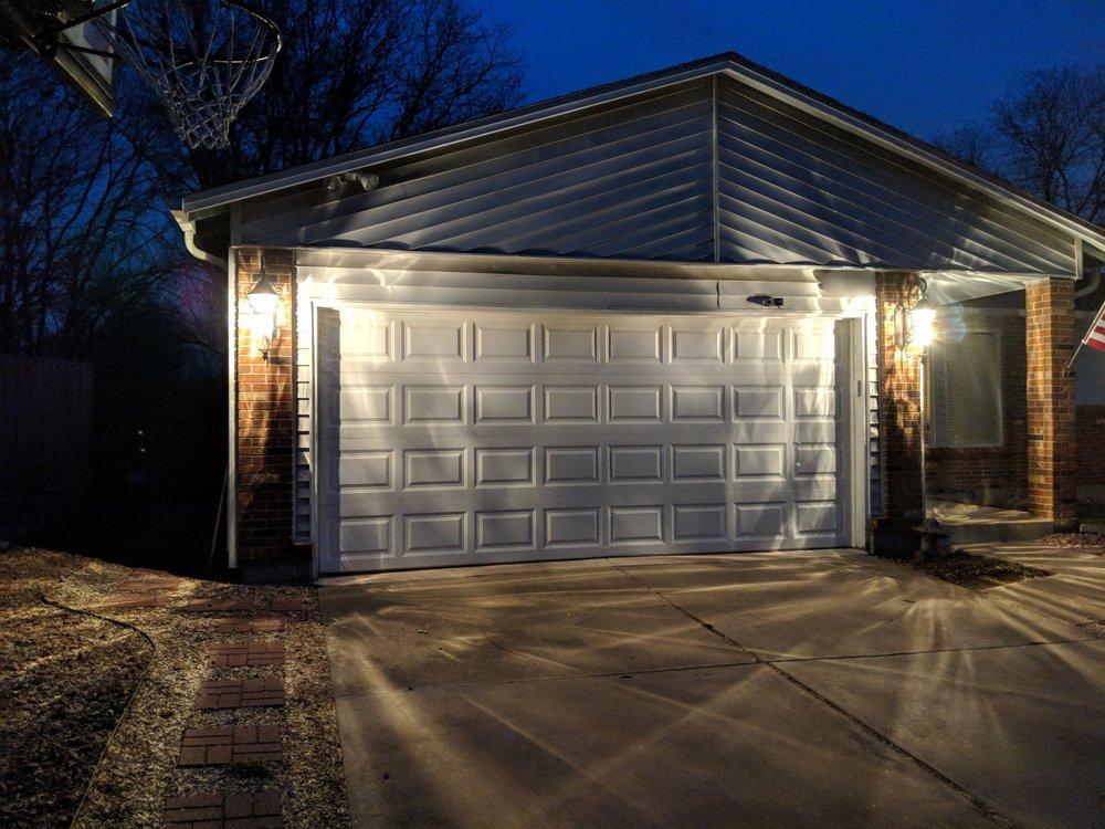 LED Lead Crystal Light Residential