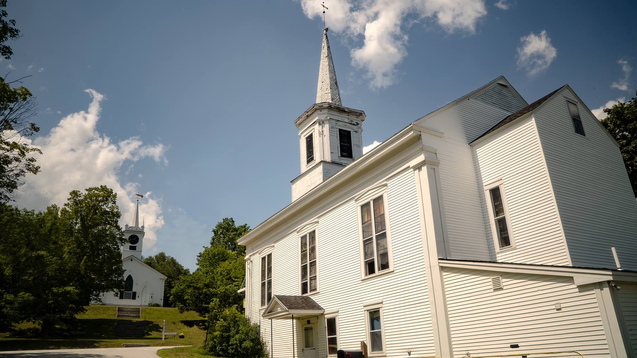 Winterport - Crooked Steeple Hall & The Union Meeting House