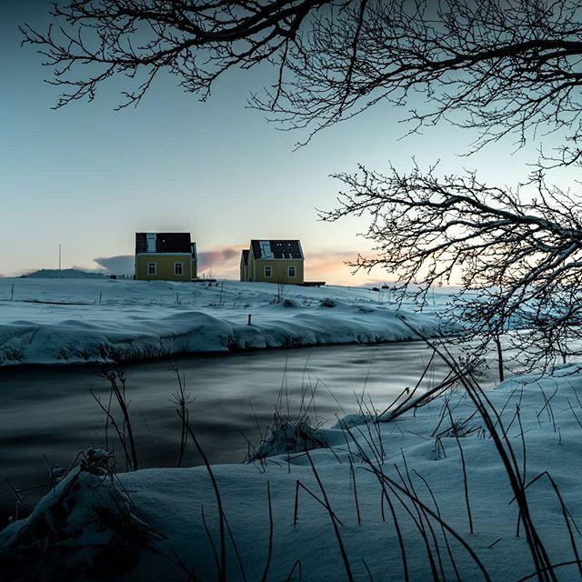 When the world seems cold, kindle fires to warm it. . . . . . . . #winter #iceland #cold #shotz_fired #trappingtones #agameoftones #lonelyplanettraveller #stayandwander #igersiceland #snow #coldasice #sonya7iii #sonyalpha #coldtones #afterdark #banger #depthobsessed #everglow #fatalframes #hotellaekur #instagood #longexposure #silkywater #moodygrams #picoftheday #potd #visualambassadors