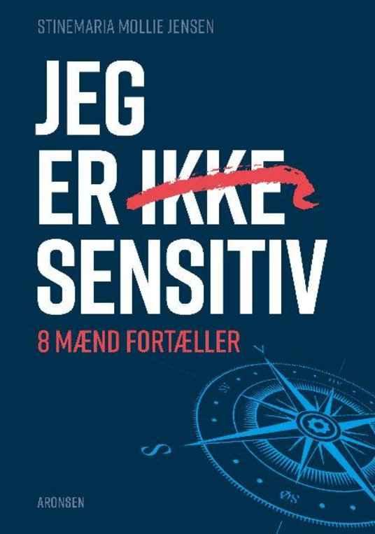 Jeg er (ikke) sensitiv - I denne bog fortæller Stinemaria Mollie Jensen både om udfordringerne, men også styrkerne og fordelene ved at være sensitiv mand.Bogen indeholder 8 personlige beretninger, hvor sensitive mænd fortæller om deres problemstillinger og over 35 sensitive mænd har bidraget til bogen i form af et spørgeskema, samtaler og mere dybdegående interviews.Udover viden om det at være sensitiv, giver bogen dig også konkrete råd og værktøjer til at håndtere sensitivitet i hverdagen.Bogen udkommer efterår 2019.