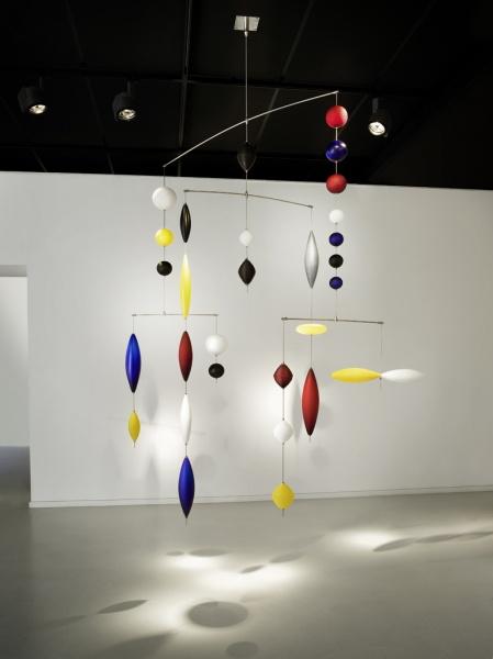 Mondrian's Mobile, 2013
