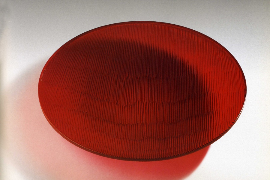 The Red Nestlé Plate, 1996