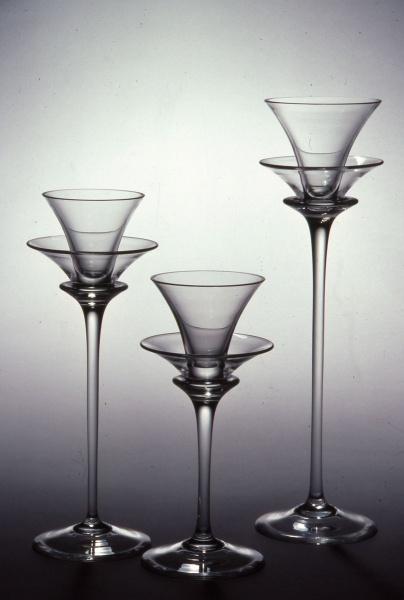 Candleholders, 1992