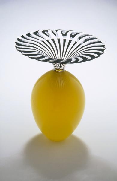 Zebra Vase, 1996