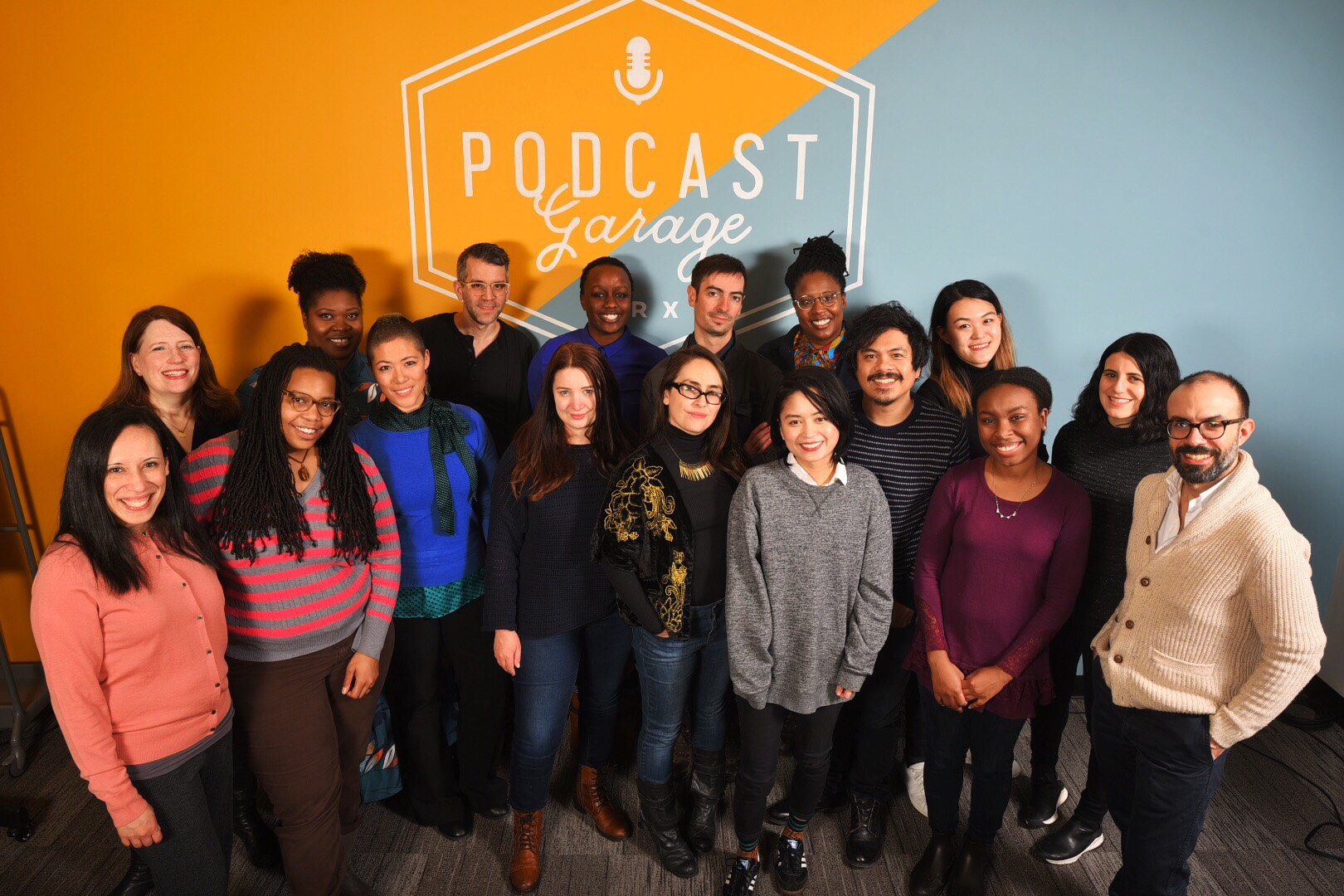 The Keyword - BRINGING NEW VOICES, AND COMMUNITIES, TO THE WORLD OF PODCASTSMAR 18, 2019