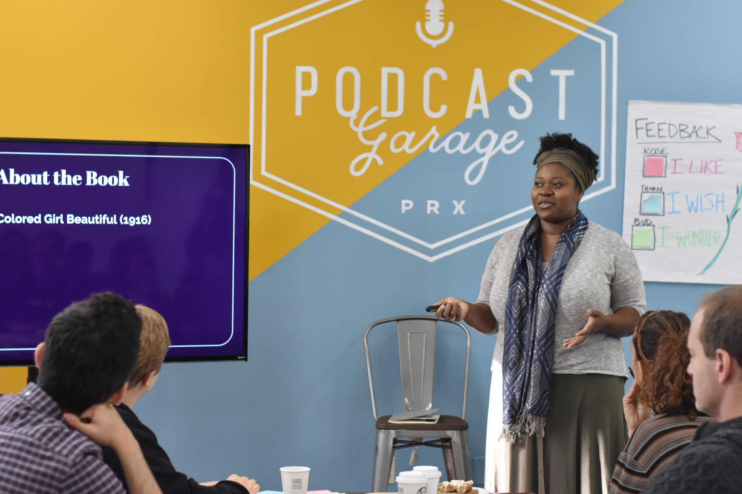 The Grio - GOOGLE AND PODCAST COMPANY, PRX REUNITE TO PROMOTE UNDERREPRESENTED VOICES IN STORYTELLINGAPR 23, 2019