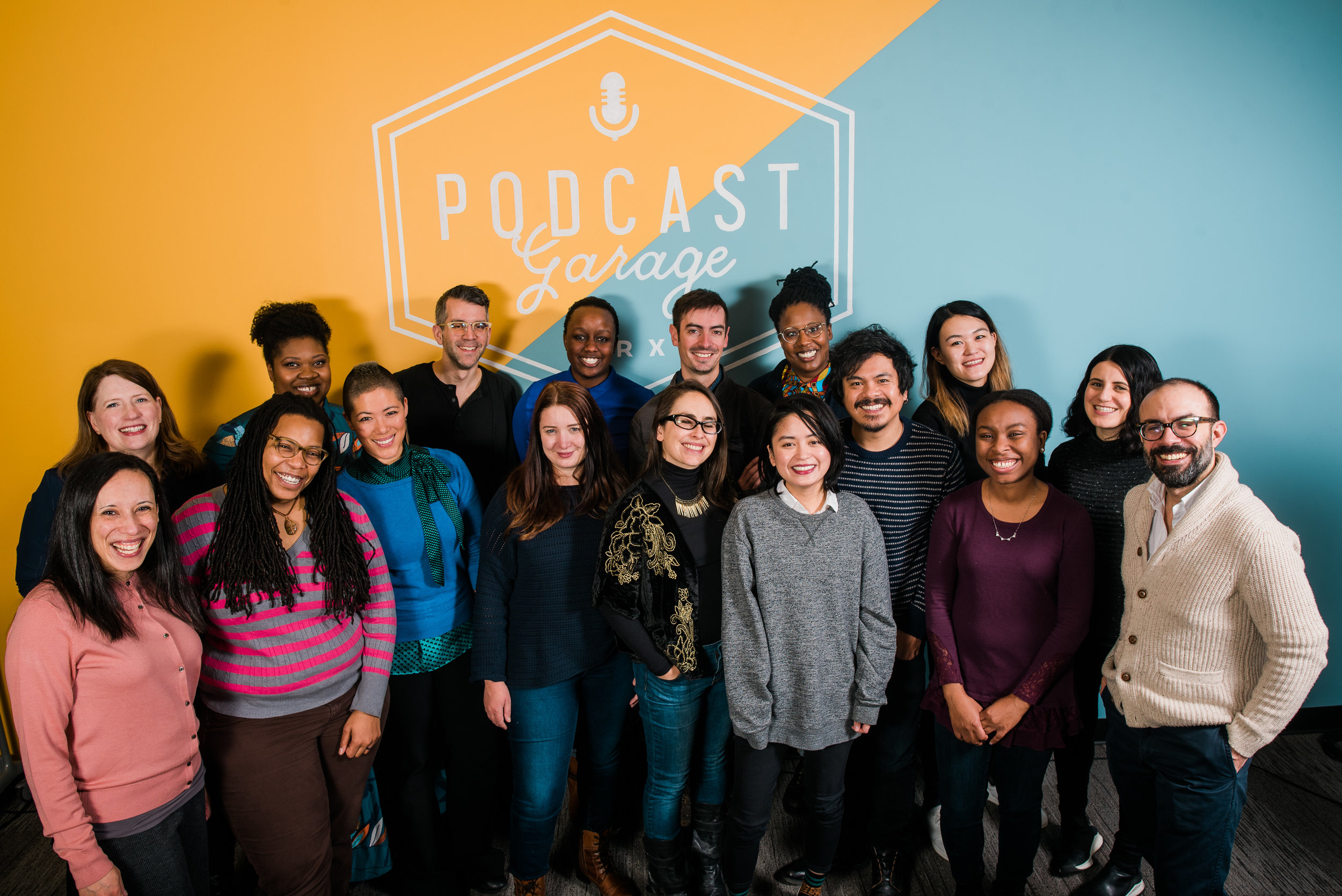 Variety - GOOGLE, PRX UNVEIL SECOND SLATE OF THEIR PODCASTS CREATOR PROGRAMJUNE 19, 2019