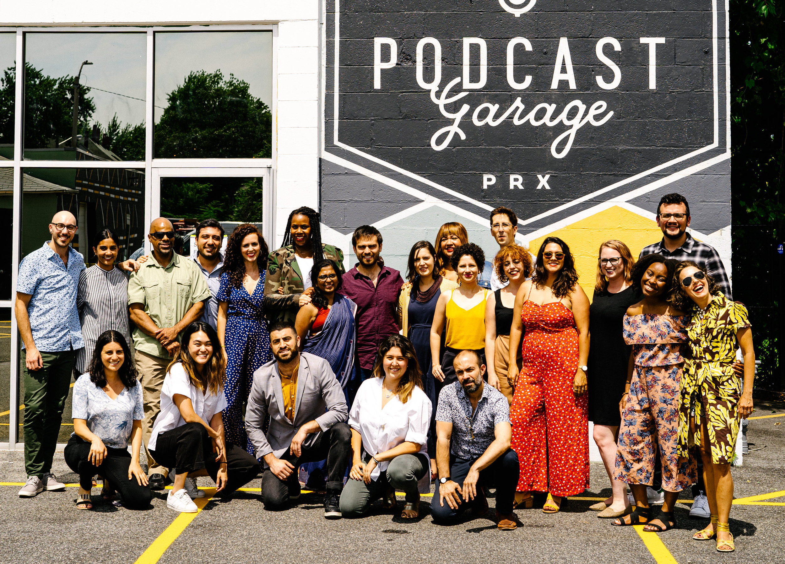 PRX Blog - 19 PODCASTERS, 6 COUNTRIES, 5 DAYS AND 1 INTENSIVE TRAINING WEEKAUG 19, 2019
