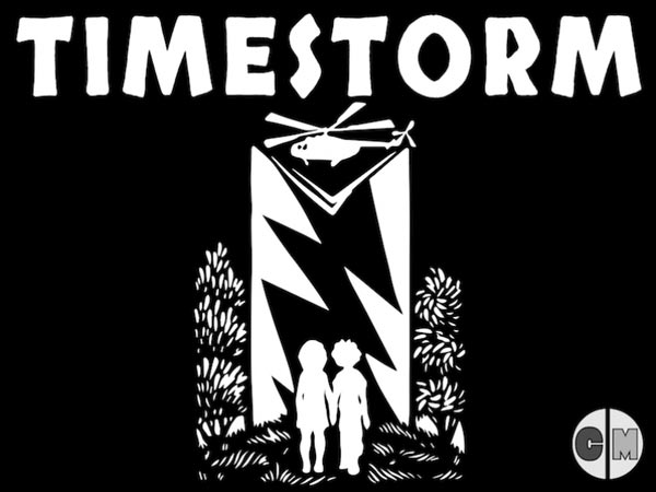 New Jersey Stage - TIMESTORM: A TIME TRAVELING PODCASTJUL 25, 2019