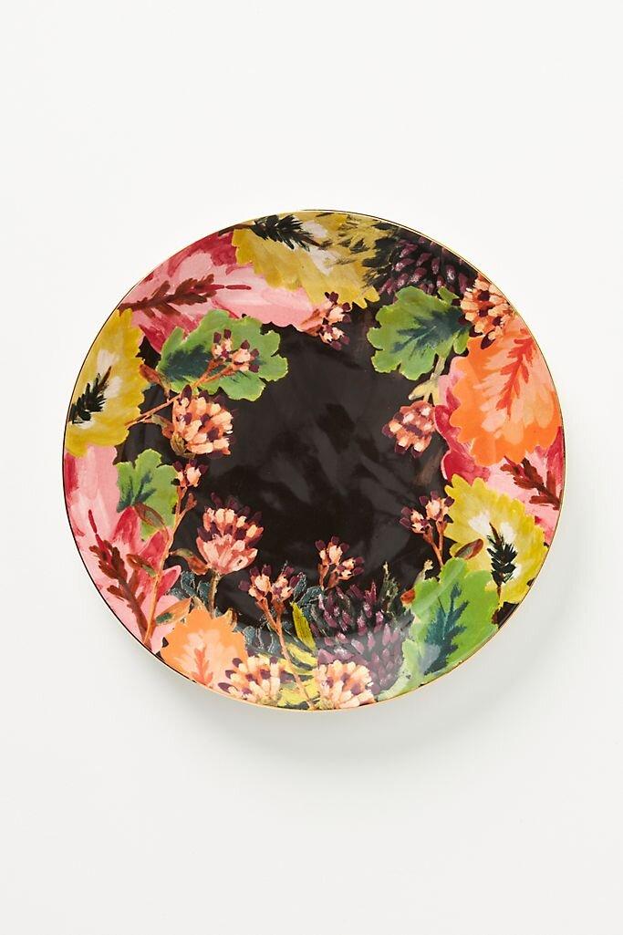 Anthropologie Henriette Side Plates, Set of 4