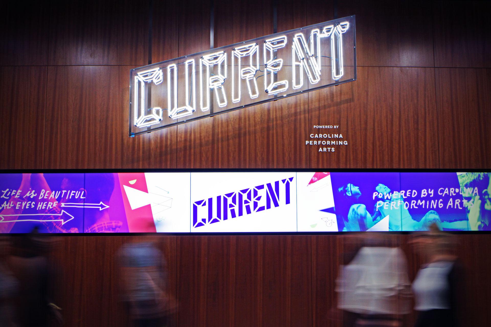 CURRENTArtspace+ Studio - Branding & Motion Design