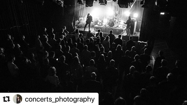 Great shot by 📷@concerts_photography 🌓🖤💫 #holm #holmisanisland #quietloverecords #postrock #postrockband #live #band