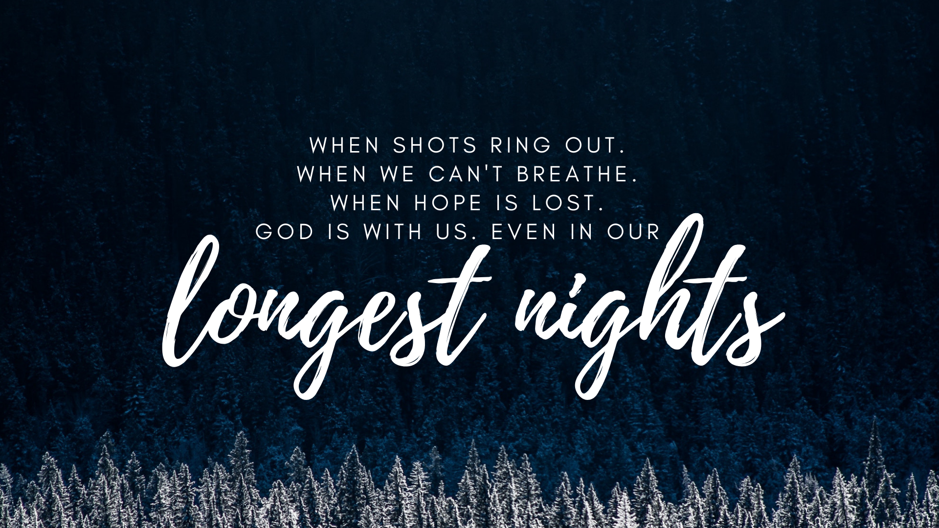 Longest Night Liturgy image