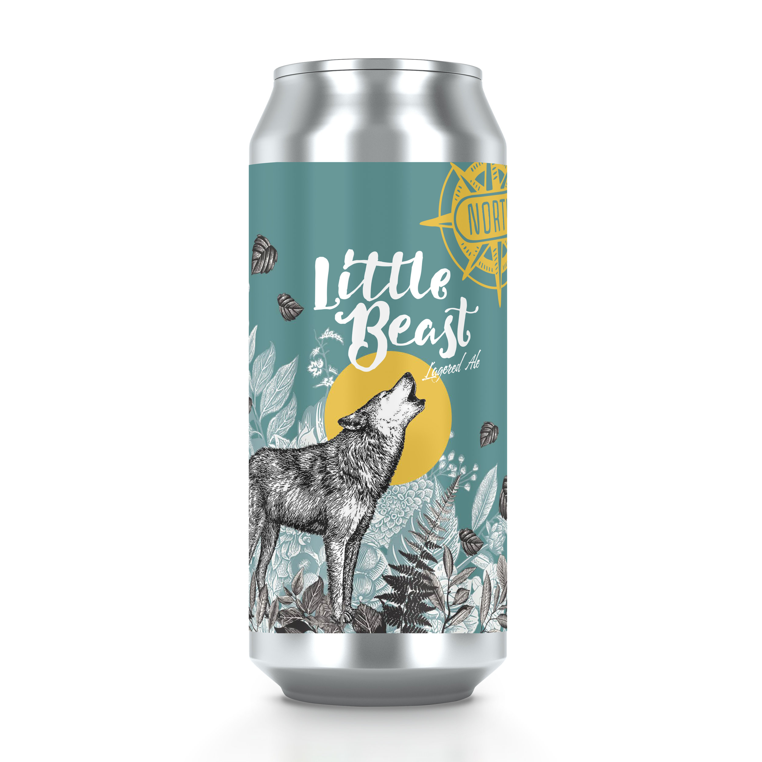 Little Beast Lagered Ale    ABV 4%    Yeast: California Ale Yeast (White Labs)