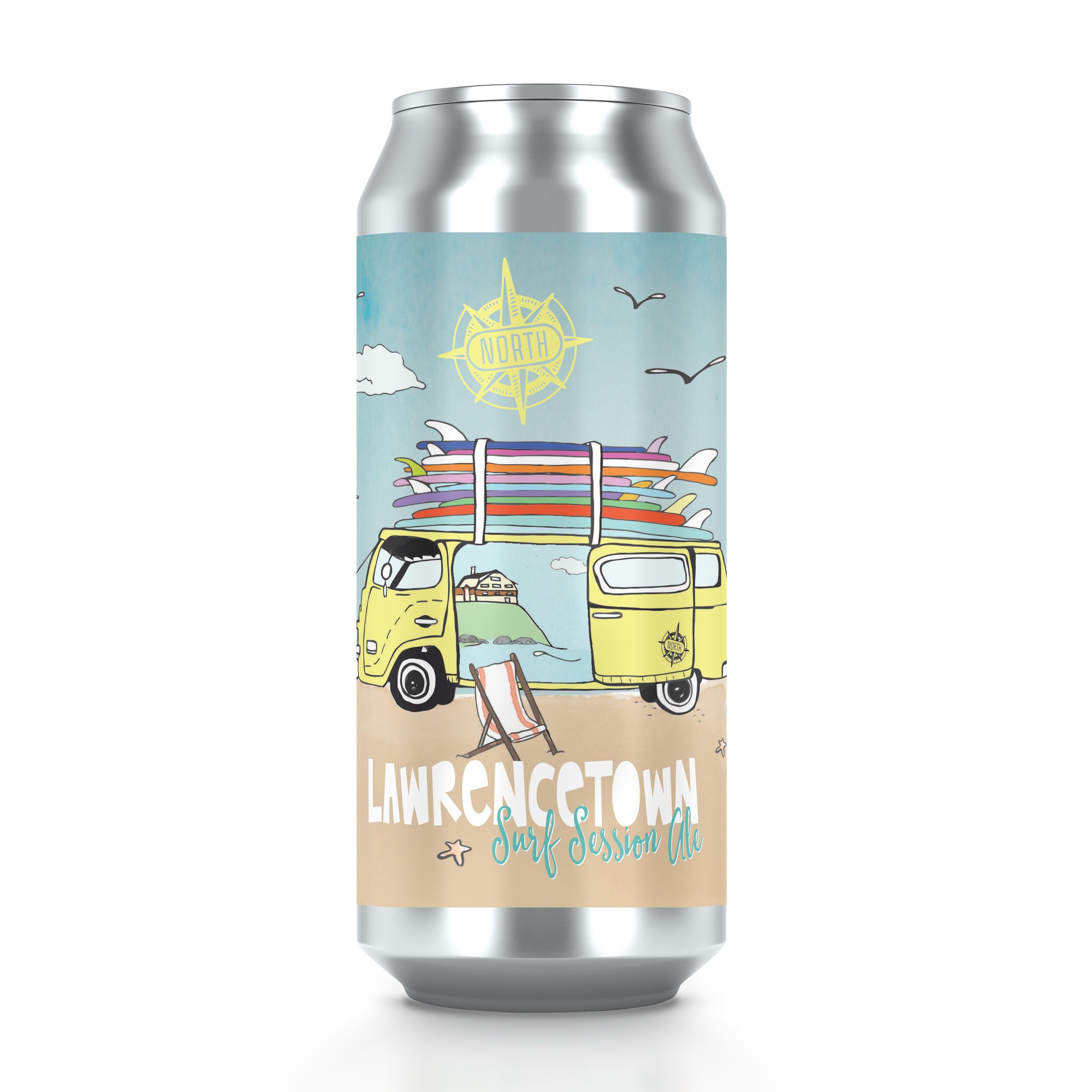 Lawrencetown Surf Session Ale - NE Pale Ale