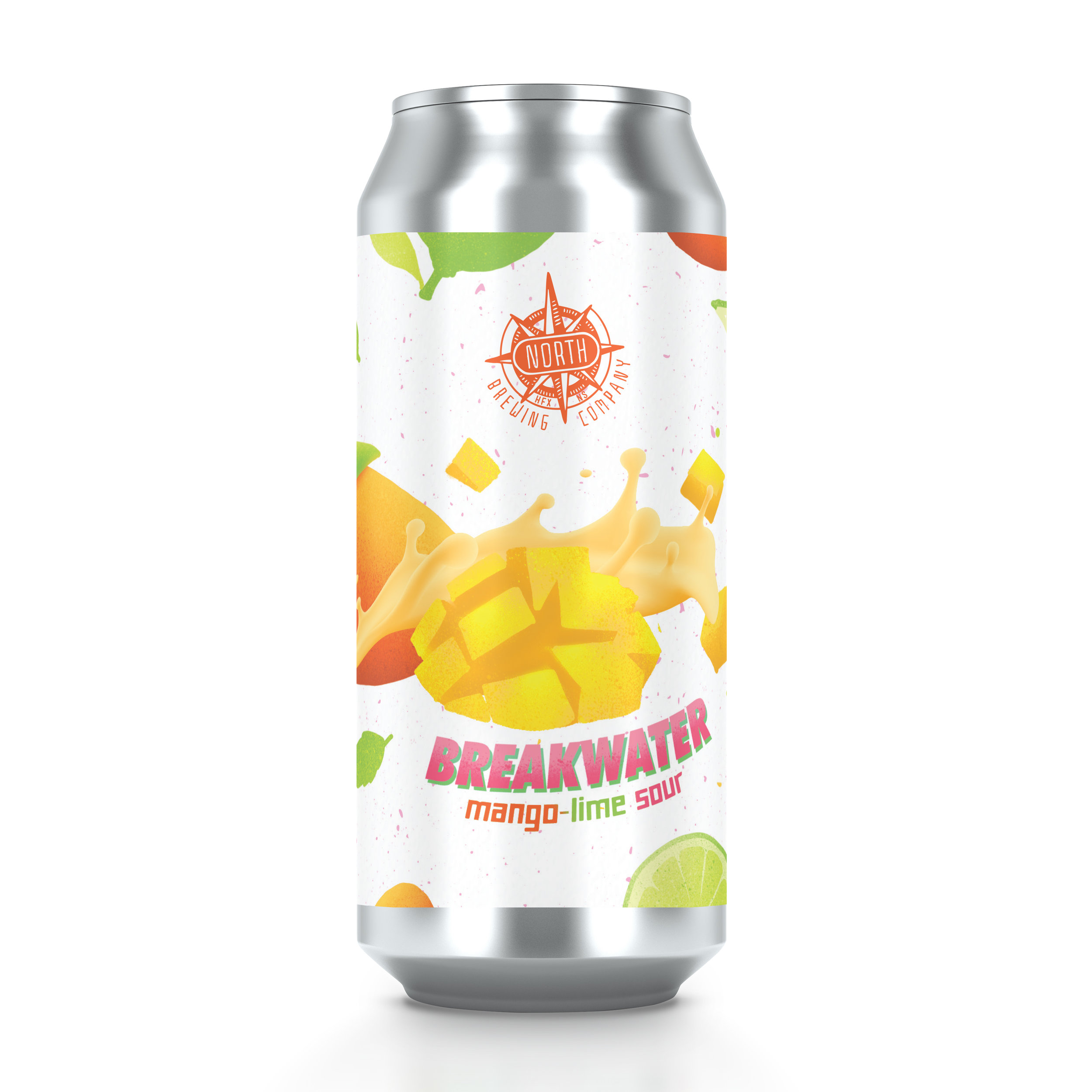 Breakwater Mango-Lime Sour