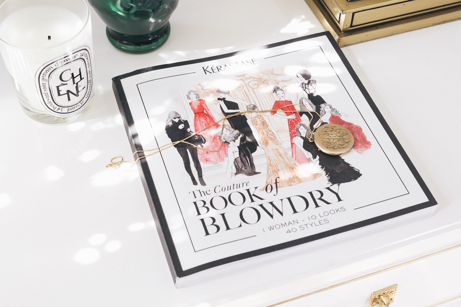 Kérastase Book of Blowdry - To promote the excellent styling balm L'Incroyable Blowdry, we crafted copy for a 140-page illustrated print book celebrating the transformational power of different blowdry techniques, to amuse and inspire clients in salons around the world. Featuring 10 style archetypes and 40 tutorials, the exquisite print creation captures the expressive power of hair, beautifully.