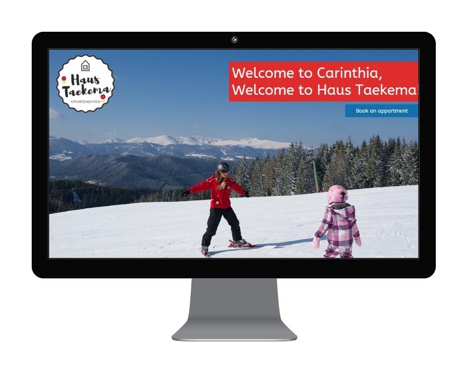 Computer displaying website haus taekema_.jpg